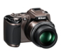 Bronze  COOLPIX L120