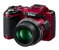 Red  COOLPIX L120