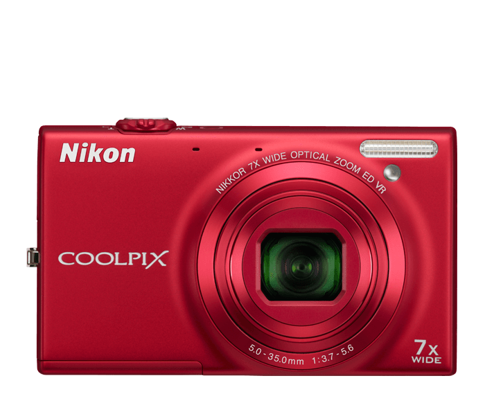 Photo of COOLPIX S6100