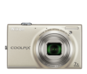 Silver option for COOLPIX S6100