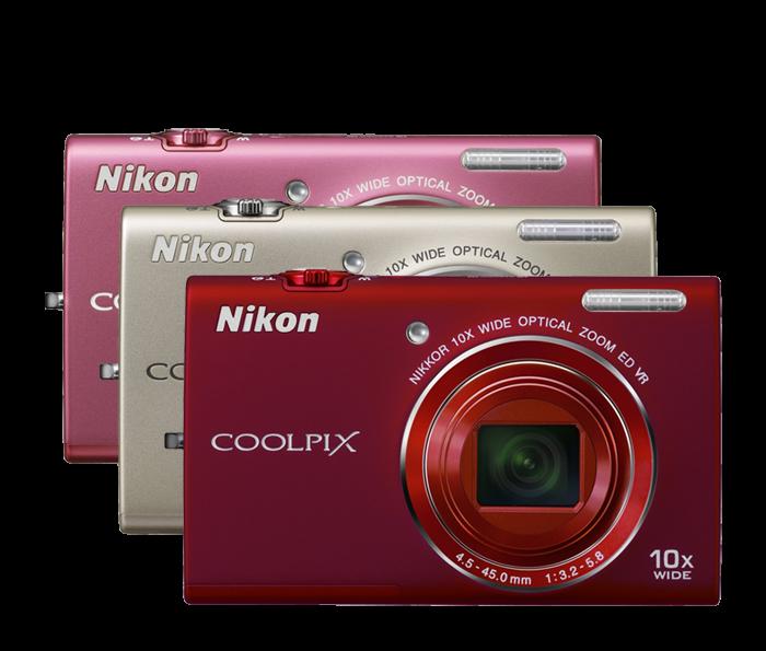 nikon s6200 coolpix compact digital camera point and shoot camera