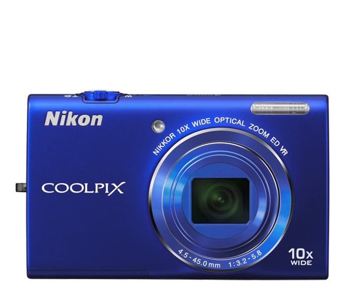 Photo of  COOLPIX S6200 Blue