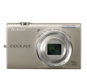 Silver option for COOLPIX S6200