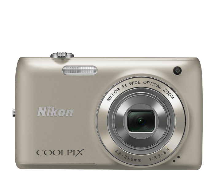 Photo of  COOLPIX S4100 Silver