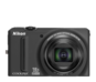 Black option for COOLPIX S9100