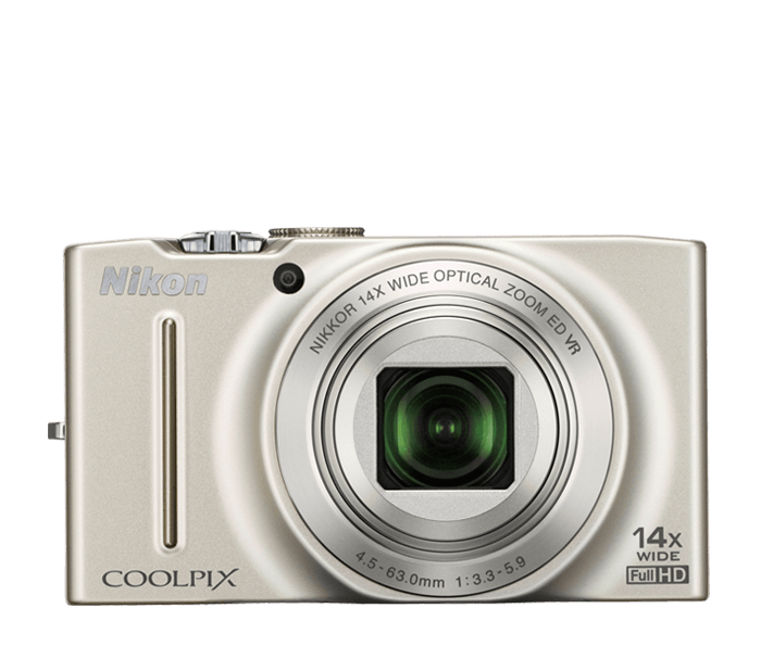 Photo of  COOLPIX S8200 Silver