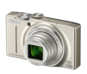 Silver option for COOLPIX S8200