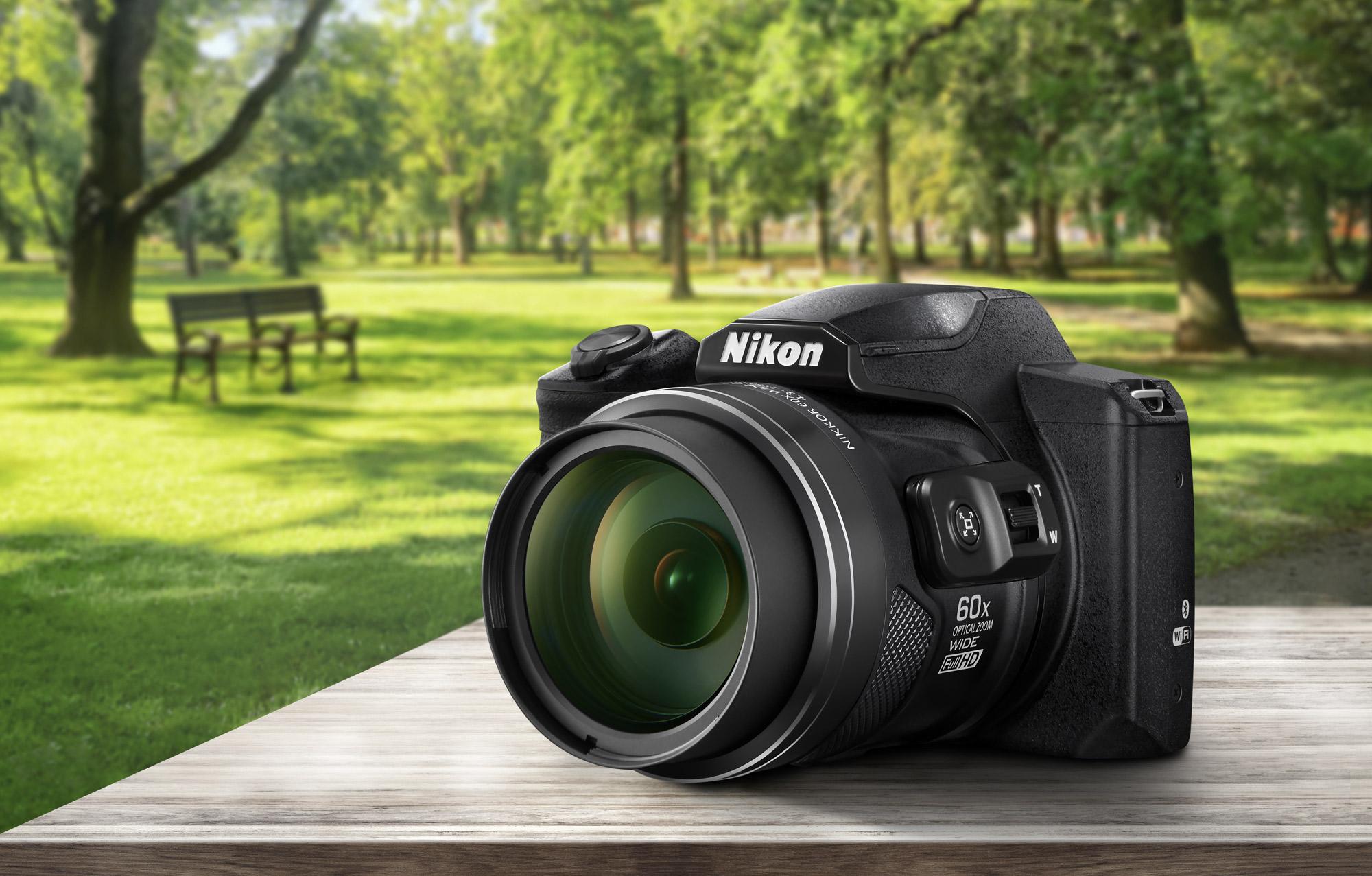 Nikon Coolpix B600 Camara Compacta De Nikon