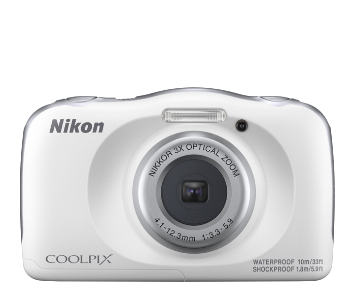 Photo of COOLPIX W150 White