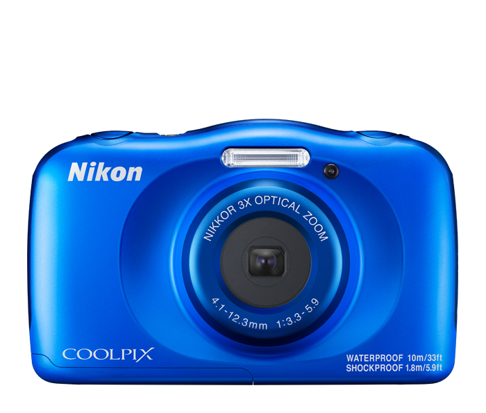 Photo of COOLPIX W150