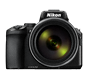Black  COOLPIX P950