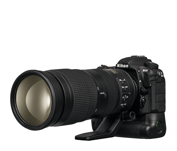 Photo of D500 Sports & Wildlife Kit