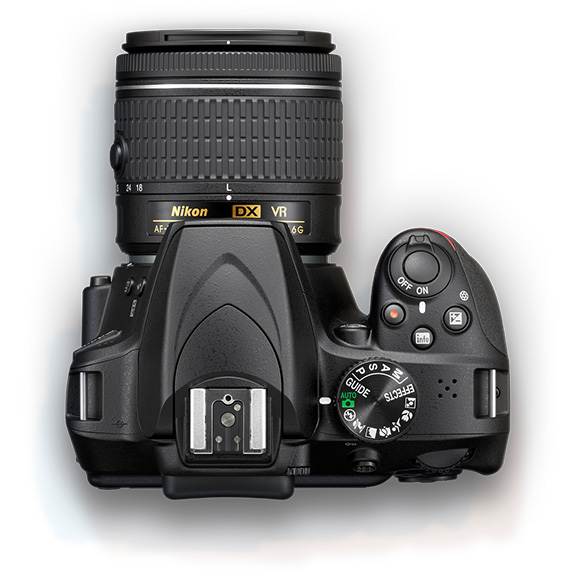 Photo of the Nikon D3400
