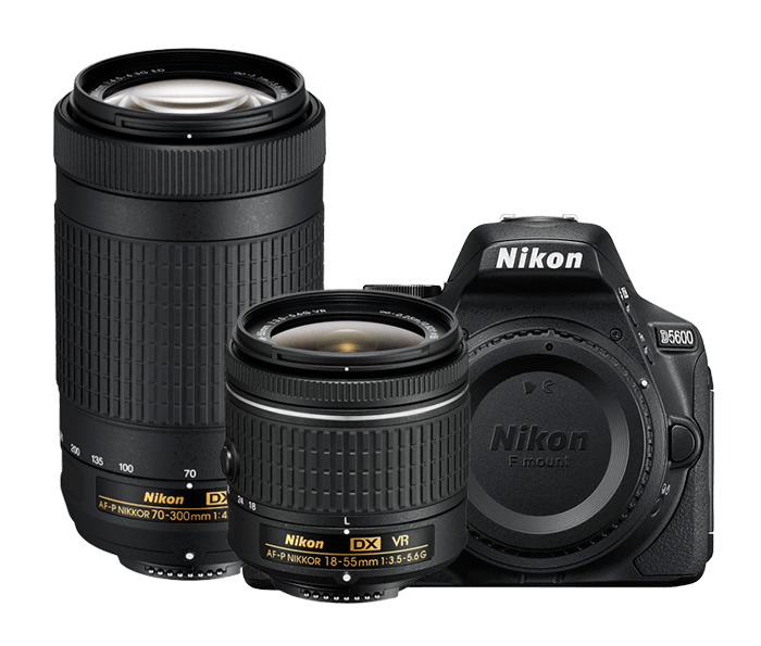 Photo of D5600 Two Lens Kit