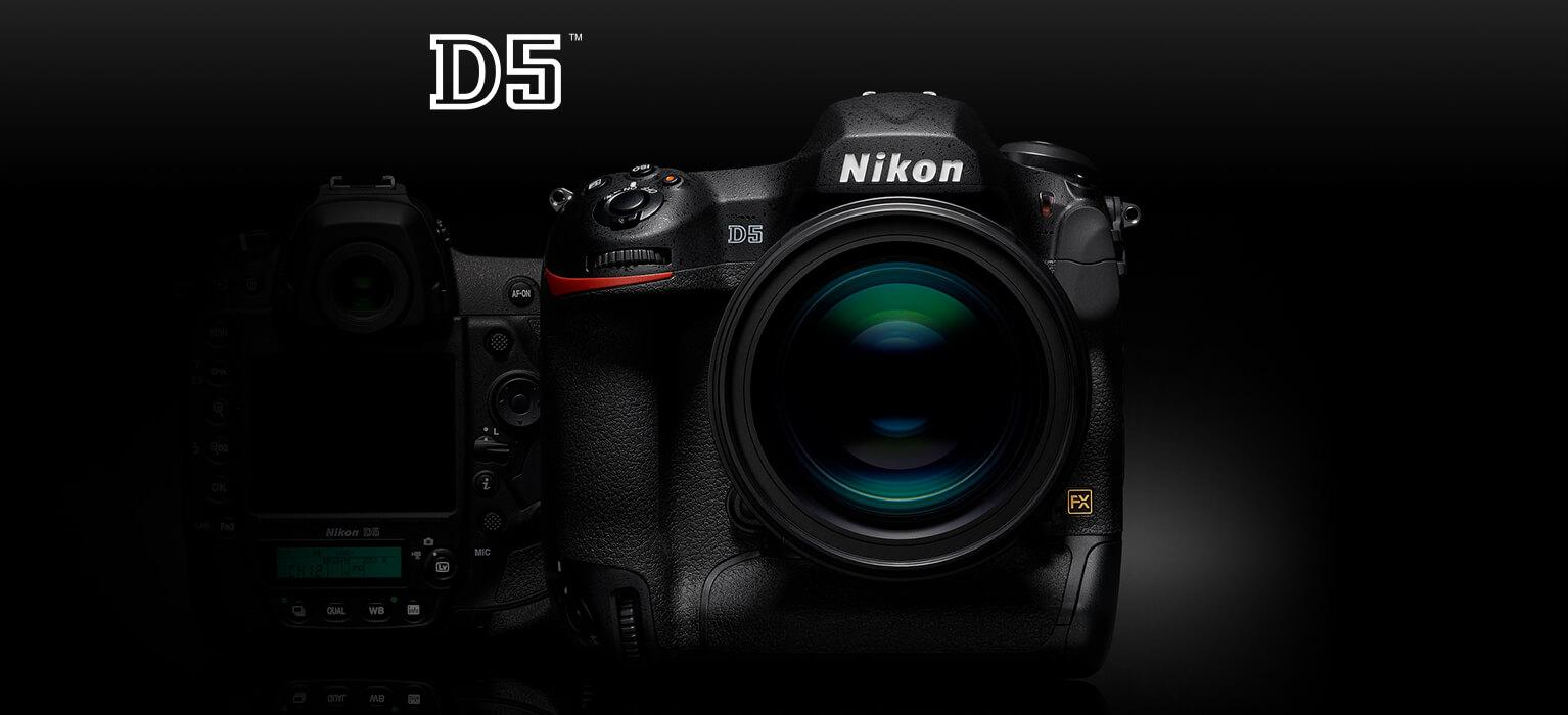 Nikon D5   Professional DSLR with 4K UHD Video & More