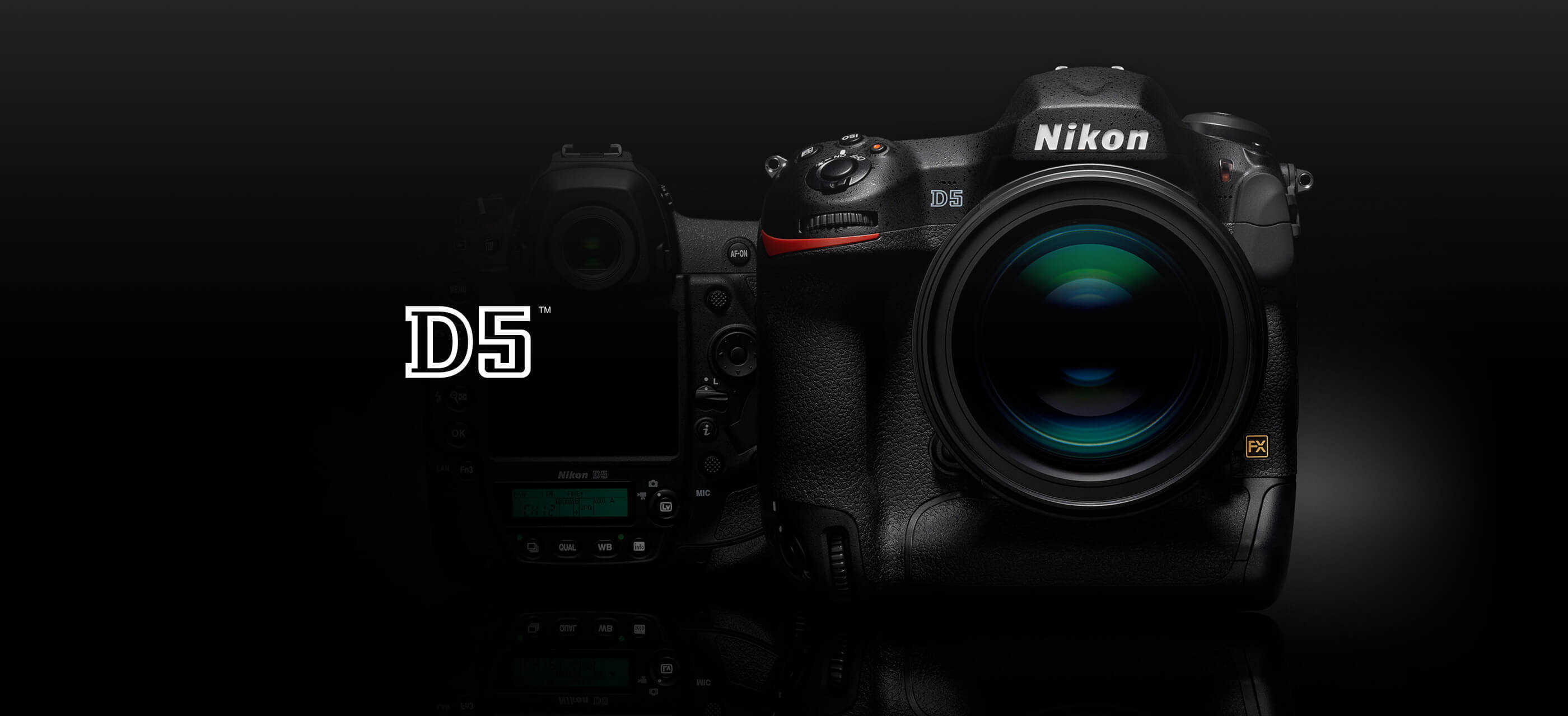 Nikon D5 Professional Dslr With 4k Uhd Video Amp More