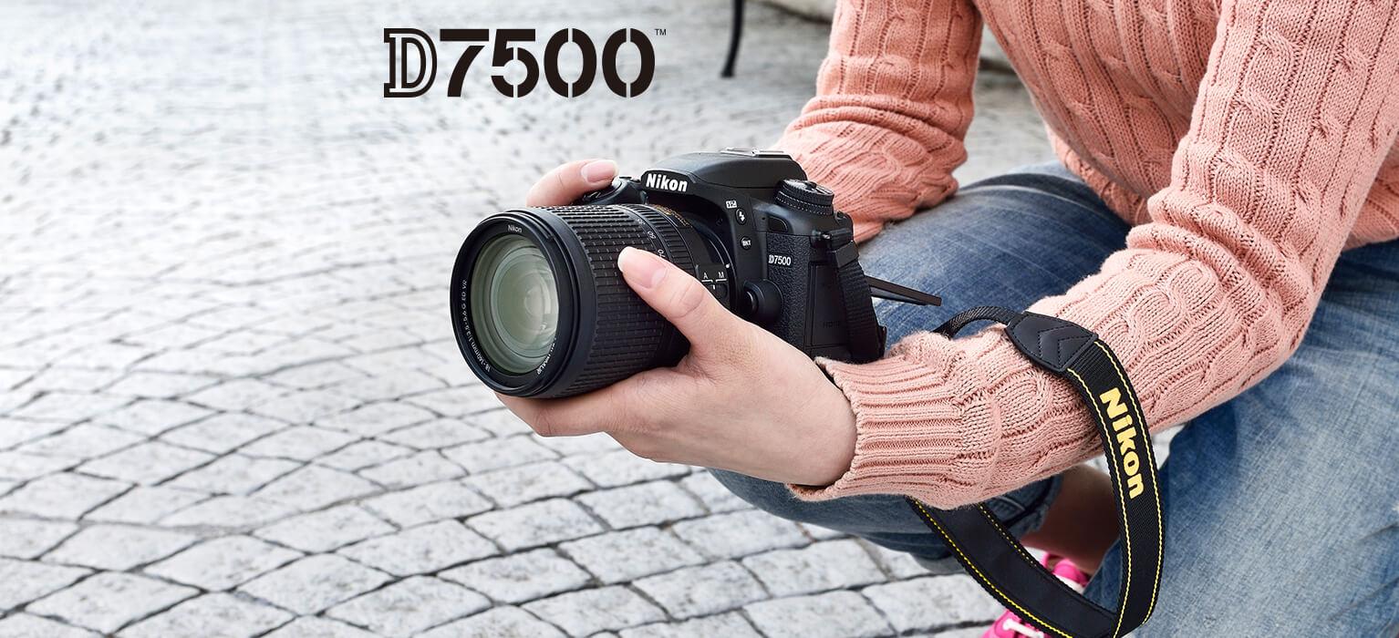 Nikon D7500 DSLR | 20 9 MP DX Format Digital SLR Camera