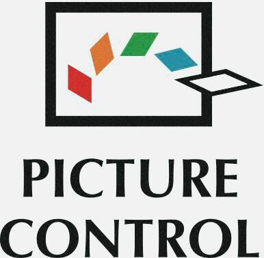 Logotipo de Control de Imagen