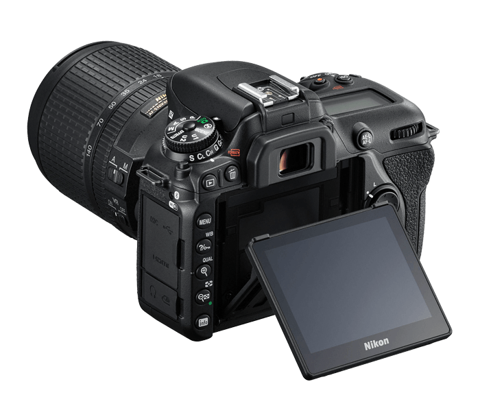 Photo of D7500