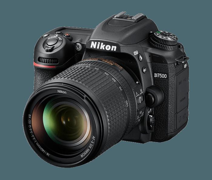 Nikon D7500 DSLR | 20.9 MP DX Format Digital SLR Camera