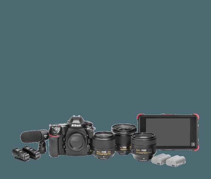 D850 Full Frame Digital Slr Camera Nikon