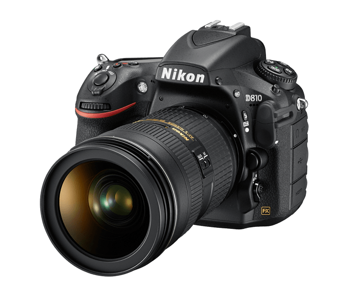 Nikon D810 | Full-Frame DSLR | No Optical Low-Pass Filter