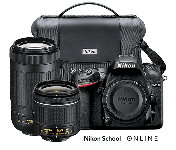 Photo of Dual Zoom Lens Kit