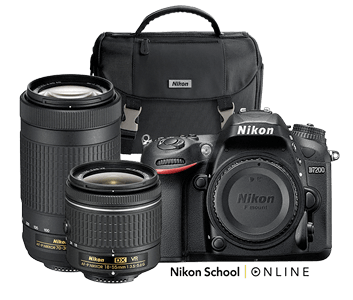 DSLR Camera Bundles & Kits | Nikon