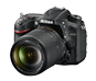 option for D7200