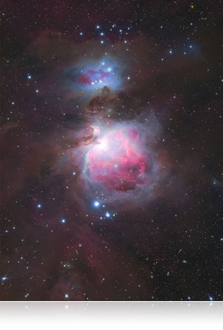 Nikon D810A photo of a nebulae