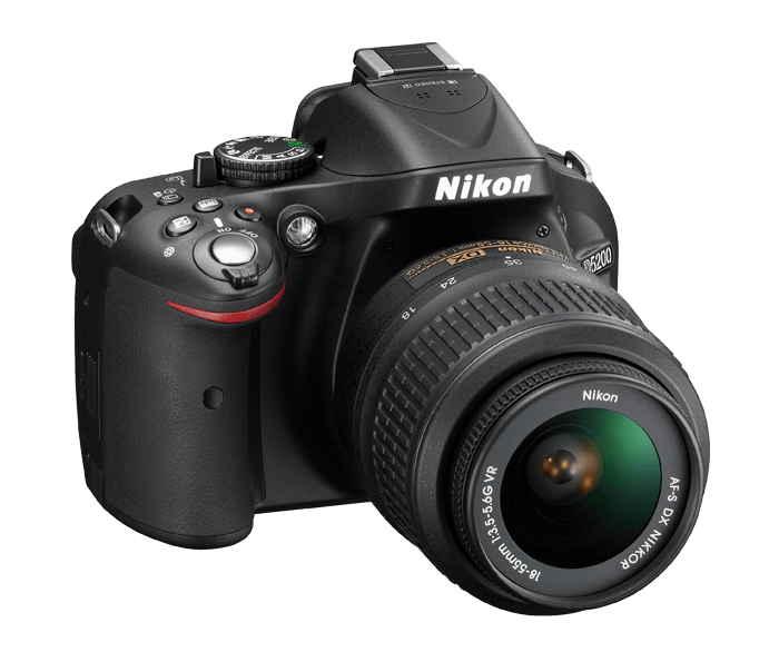 Nikon D5200 | Digital SLR with Filters, Effects & More