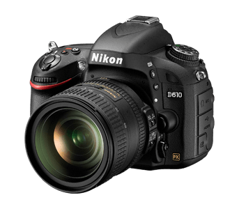 Refurbished DSLR Cameras | Nikon