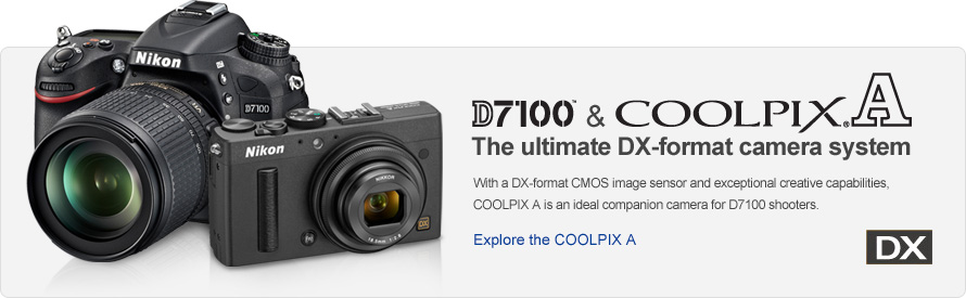 Explore the Coolpix A