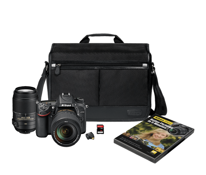 Photo of D7100 Two Lens Kit