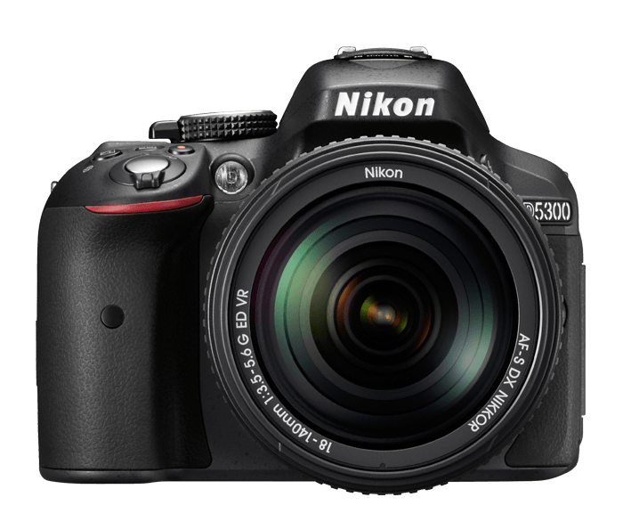 Refurbished Nikon D5300 | HDSLR Camera with Vari-angle LCD, WiFI ...