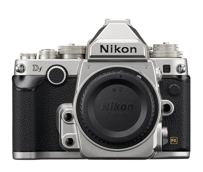 Photo of Nikon Df - Silver