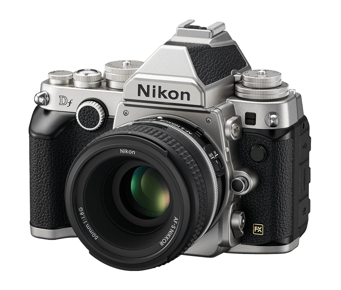 Nikon Df | Classic Nikon DSLR with Modern Features Inside
