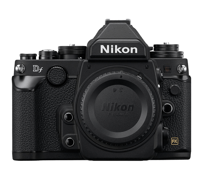 Photo of  Nikon Df Body Only Black