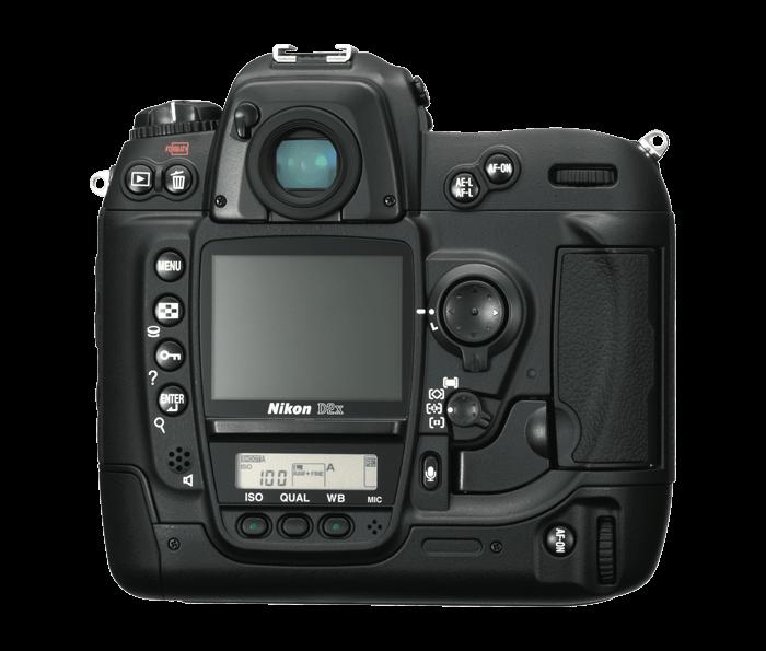 Nikon d2xs vs d200 manual