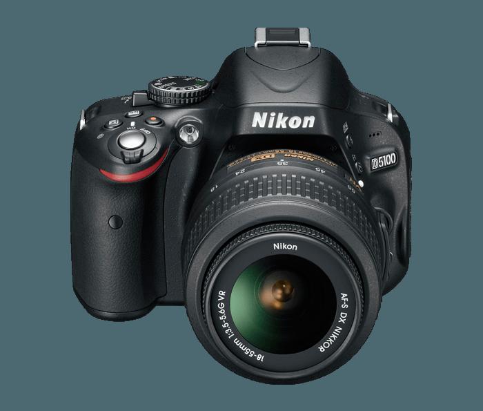 Nikon D5100 DSLR | The New Nikon DSLR | 1080p HD Digital Video Camera