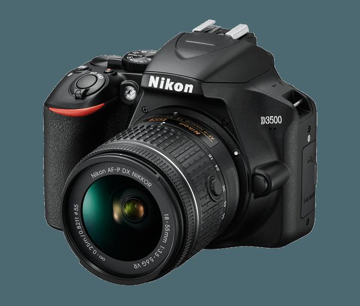 Nikon D3500 Dslr Interchangeable Lens Camera