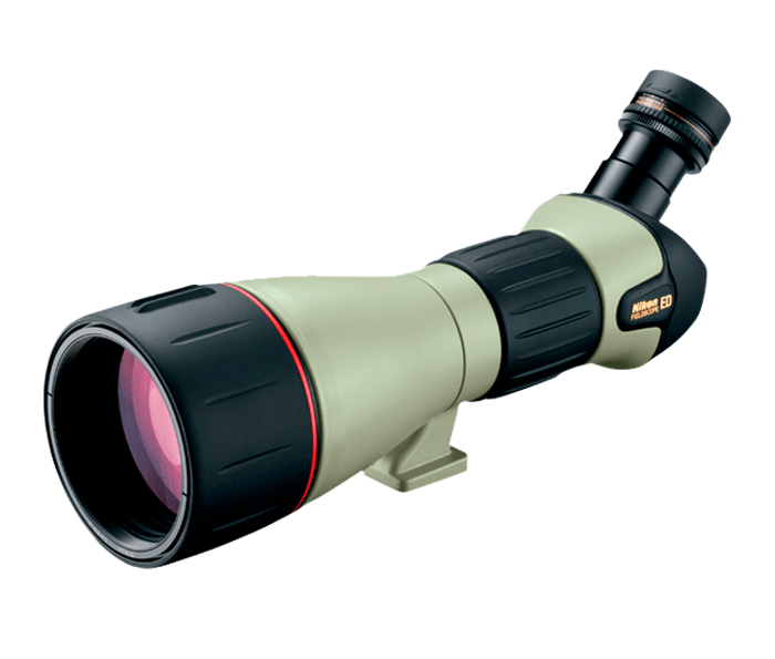 Photo of  Fieldscope 25-75x82 ED Angled