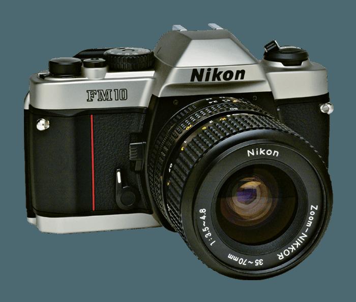 Fm10 From Nikon