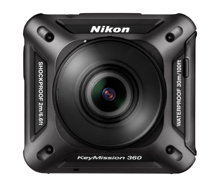 KeyMission 360 Camera: 360 Degree Videos & Photos | Nikon