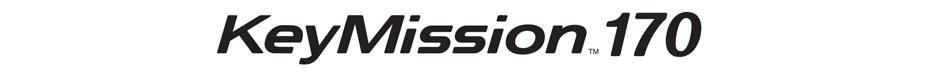 KeyMission 170 logo