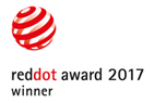 Red Dot 2017 Award Winner