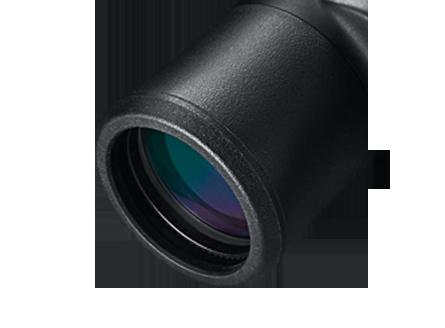 Ống kính thủy tinh đa năng phi cầu