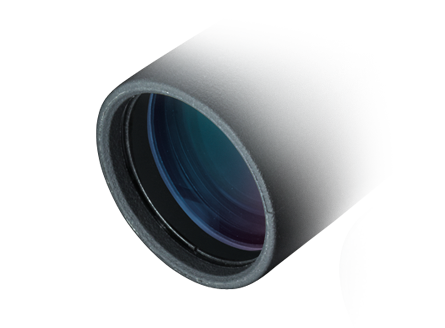 Multilayer-coated lenses for brighter images