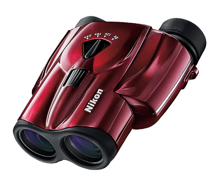 ACULON T11 zoom 8-24x25 rouge