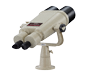 option for 20x120 IV Binocular Telescope With Fork Mount